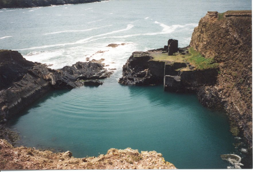 Pembroke Coast Path